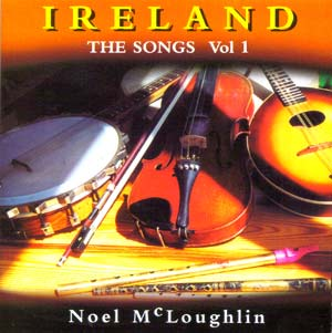 Ireland 'The Songs' - Volume 1
